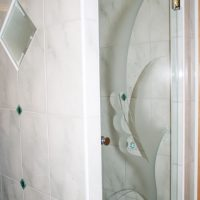 Duschtüre